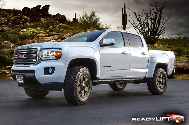 ReadyLIFT Suspension 2015 Colorado 2in Leveling Kit