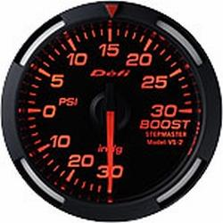 defi red racer 52mm boost gauge. Black Bedroom Furniture Sets. Home Design Ideas