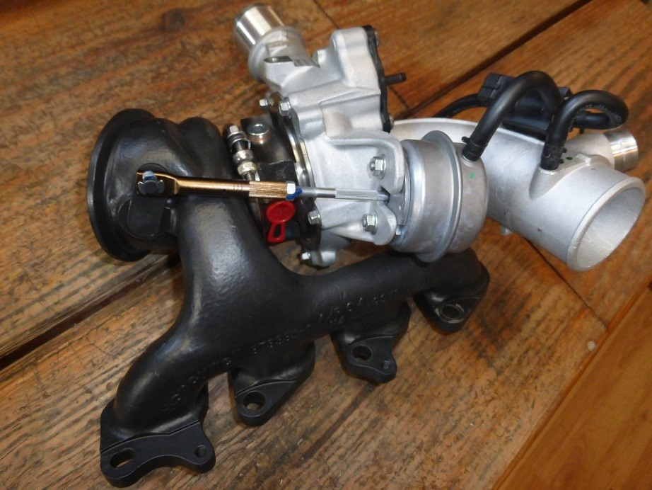 BNR GTX250 1 4T Turbocharger Kit