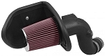 K&N 2016-2017 Chevrolet Malibu L4-2.0L F/I Aircharger Performance Intake
