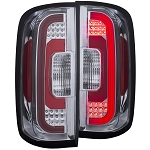 ANZO USA LED TAIL LIGHTS ALL CHROME 2015-2017 Chevrolet Colorado