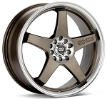 Enkei EV5 Performance Wheels 17x7