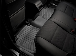 WeatherTech 2015+ Chevy Colorado Crew Cab Rear FloorLiner - Black