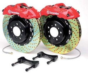 Brembo Big Brake Kit 2012+ Chevrolet Sonic