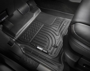 Husky Liners  for 2011-2016 Limited Chevrolet Cruze WeatherBeater Combo Black Floor Liners