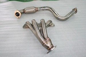 2012+ Chevrolet Sonic 1.8L Stainless Steel 4-1 Header/Downpipe Combo