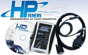HPTuners VCM Tuning Suite
