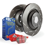 EBC Stage 4 Signature Brake Kit
