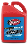 Red Line 0W20 Motor Oil - Gallon