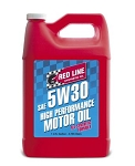 Red Line 5W30 Motor Oil Gallon