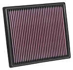 K&N Replacement Panel Air Filter for 2015+ Chevrolet Colorado - GMC Canyon