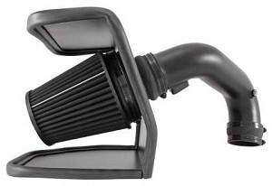 K&N 71 Series BlackHawk Performance Intake Kit - 2015+ Chevrolet Colorado - GMC Canyon V6 3.6L