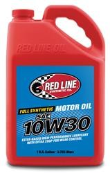 Red Line 10W30 Motor Oil Gallon