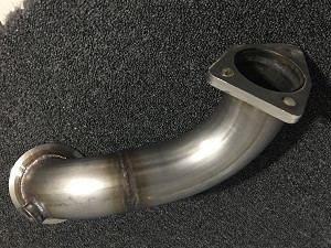 BNR Catless Downpipe 2011+ LUV/LUJ 1.4T
