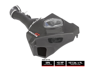 aFe POWER 54-74205 Momentum GT Pro 5R Cold Air Intake System - Cadillac ATS 3.6