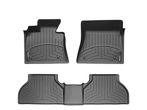 WeatherTech  12+ Sonic Laser Measured Floor Mat