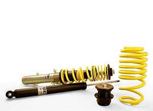 Chevrolet Cruze KW Speedtech Coilover Kit for 2011-2016 Limited