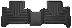 Husky Liners 2015-2016 Colorado/Canyon X-Act Contour Black 2nd Row Floor Liners